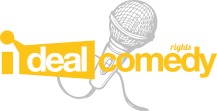 Logo IdealRights Comedy